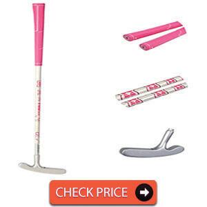 Acstar Two Way Junior Golf Putter Graphite Kids Putter Bot