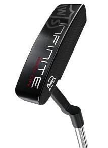 Wilson Staff Infinite Golf Putter, Windy City, Right Hand, 34