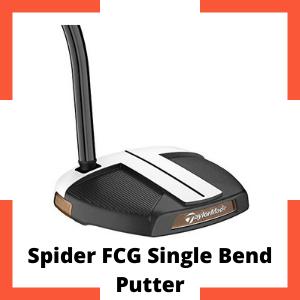 Spider FCG Single Bend Putter