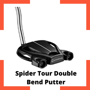 Spider Tour Double Bend Putter